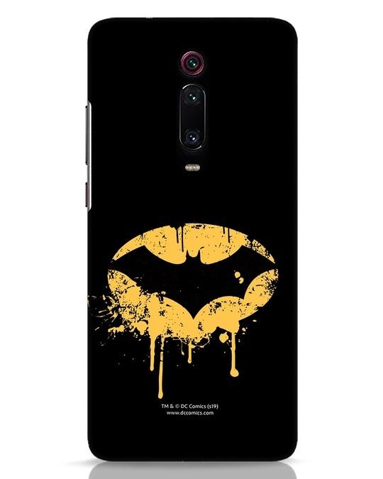 Shop Dripping Batman Xiaomi Redmi K20 Pro Mobile Cover (BML)-Front