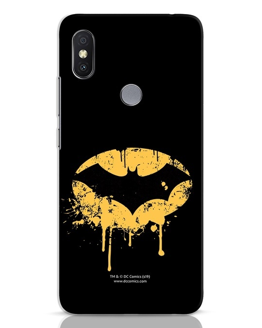 Shop Dripping Batman Xiaomi Redmi Y2 Mobile Cover (BML)-Front