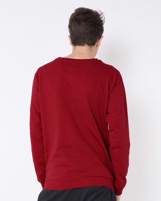 Shop Drop The Bass Fleece Light Sweatshirt-Back