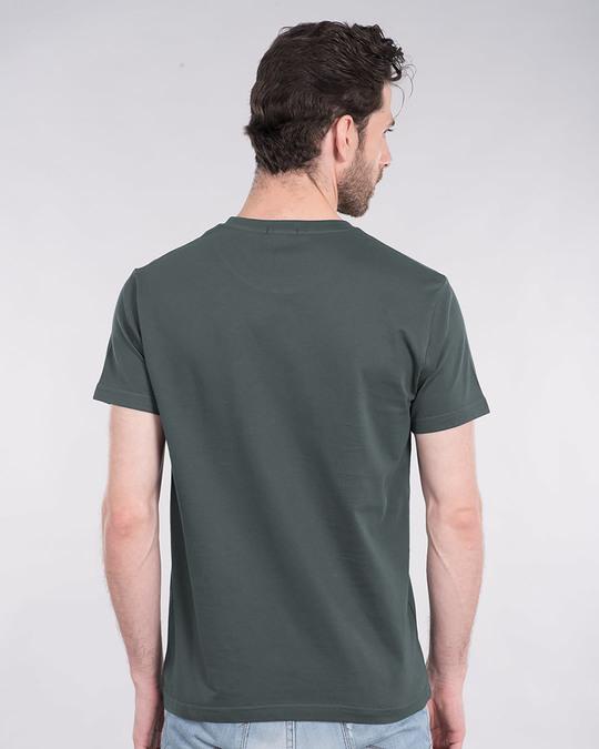 Shop Drop The Bass Half Sleeve T-Shirt-Back