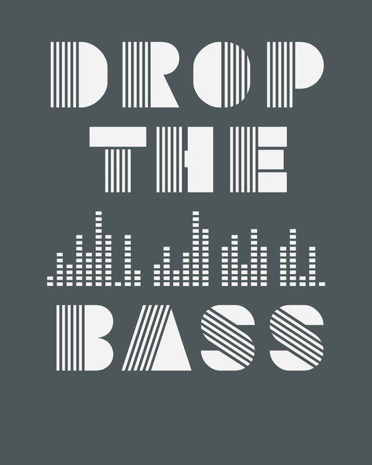 Shop Drop The Bass Vest