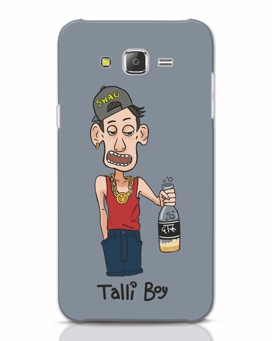Shop Drunk Boy Samsung Galaxy J7 Mobile Cover-Front