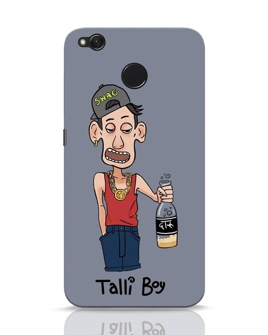 Shop Drunk Boy Xiaomi Redmi 4 Mobile Cover-Front
