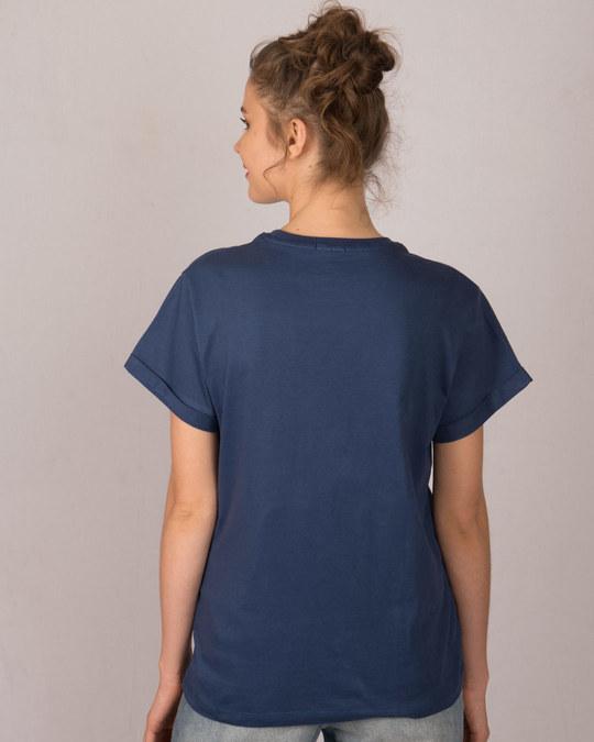 Shop Duck Tales Need Sleep Boyfriend T-Shirt (DL)-Back