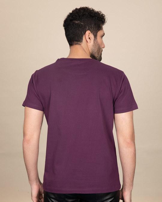 Shop Duck Tales Need Sleep Half Sleeve T-Shirt (DL)-Back