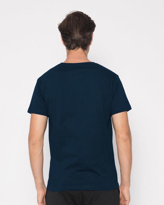 Shop Duniya Jalti Hai Half Sleeve T-Shirt-Full