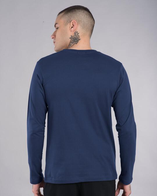Shop Dus Bahaane Full Sleeve T-Shirt-Back
