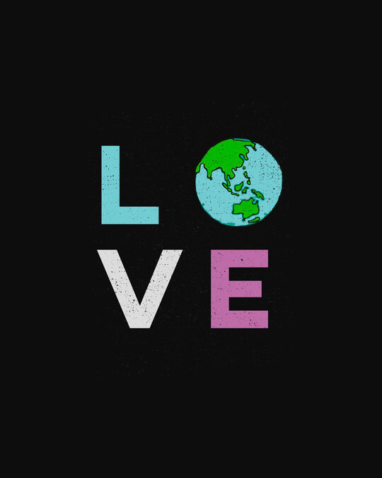 Shop Earth Love Everyday Protective Mask-Full
