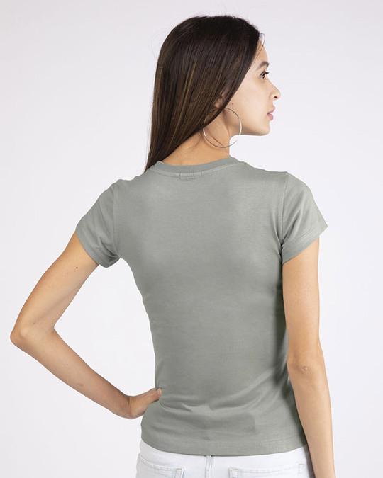 Shop Eat Sleep Momo Repeat Half Sleeve T-Shirt-Back