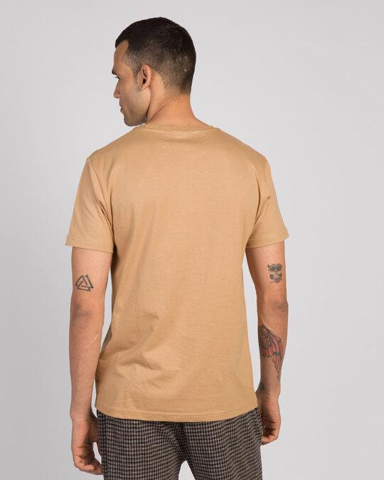 Shop Eat Some Cake Half Sleeve T-Shirt-Back