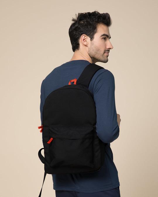 Shop Eclipse Black Backpack