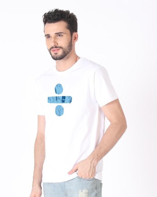Shop Ed She Ran Half Sleeve T-Shirt-Design