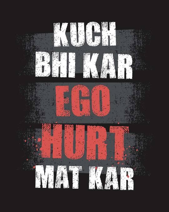 Shop Ego Hurt Full Sleeve T-Shirt-Full