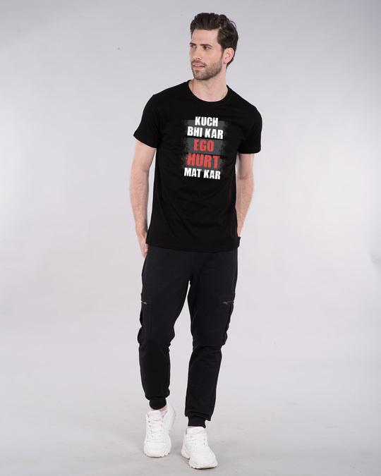 Shop Ego Hurt Half Sleeve T-Shirt-Full