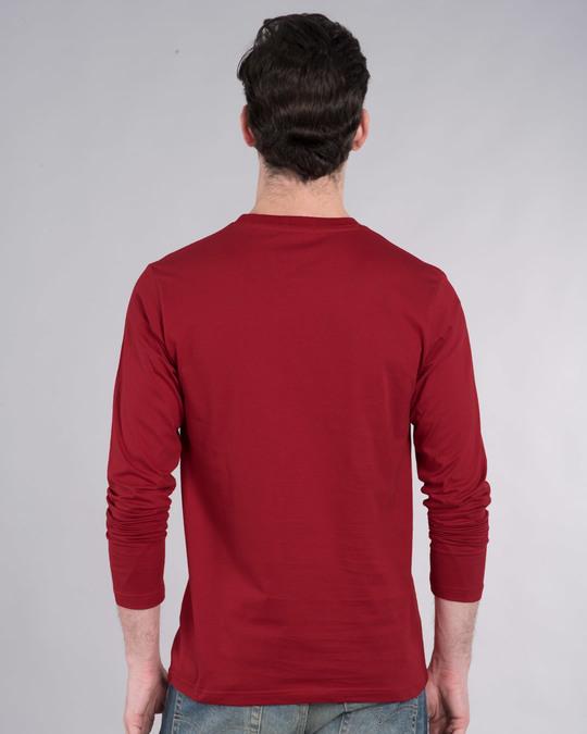 Shop Ek Engineer Hoon Full Sleeve T-Shirt-Back