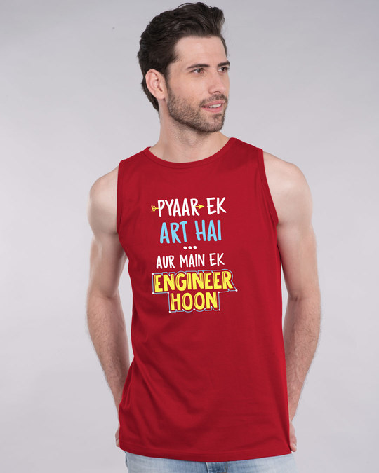 Shop Ek Engineer Hoon Vest-Front