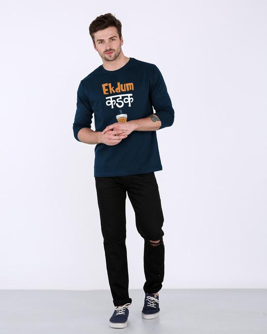 Shop Ekdum Kadak Full Sleeve T-Shirt
