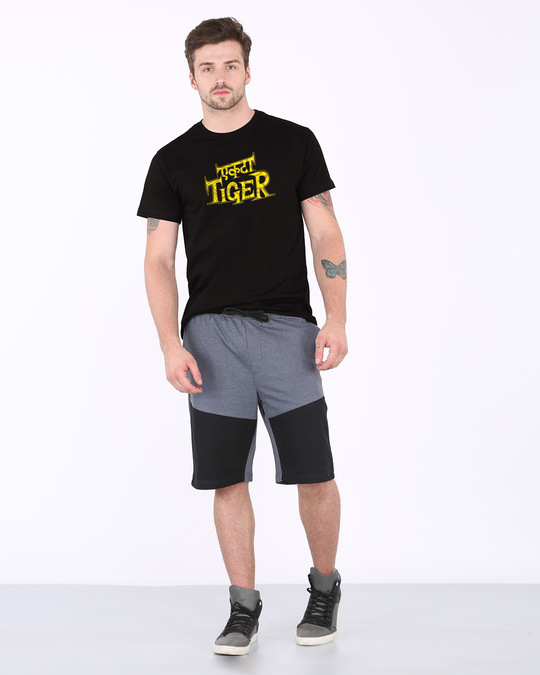 Shop Ekta Tiger Half Sleeve T-Shirt