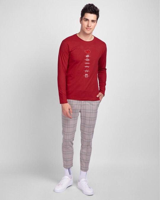 Shop Elite Ninja Full Sleeve T-Shirt-Full