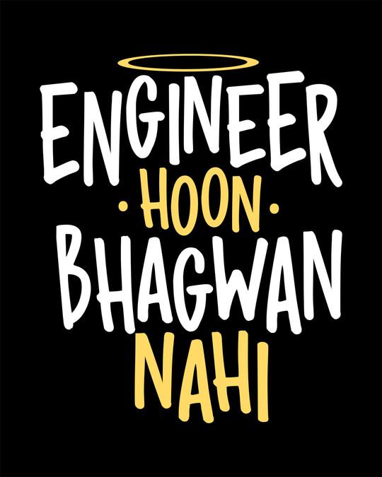 Shop Engineer Bhagwan Full Sleeve T-Shirt