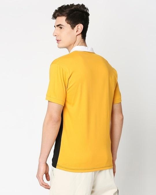 Shop Enjoy Coca-Cola Half Sleeves Polo T-Shirt-Full