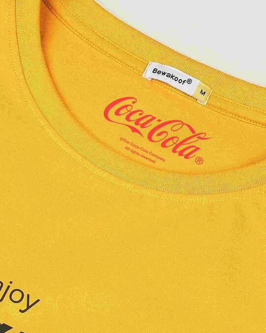 Shop Enjoy Coca-Cola Round Neck Vest