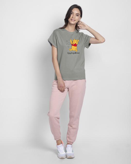 Shop Enjoy Every Moment Boyfriend T-Shirt (DL)-Full
