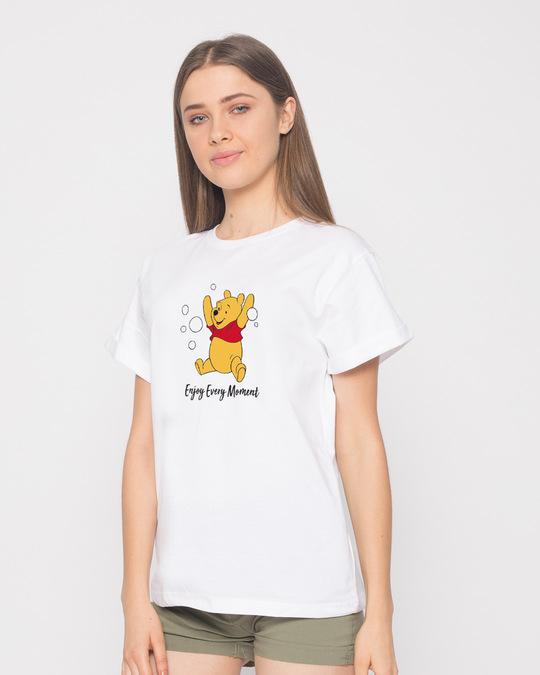 Shop Enjoy Every Moment Boyfriend T-Shirt (DL)-Back