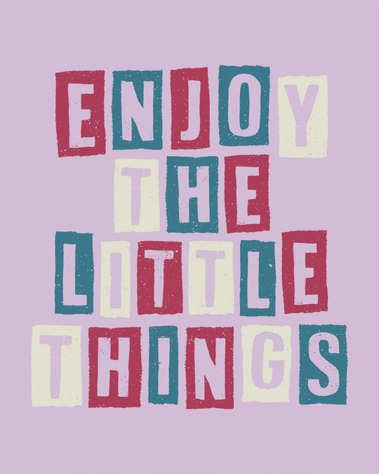 Shop Enjoy The Little Things Vest