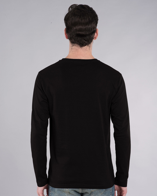 Shop Enlightenment Full Sleeve T-Shirt-Back