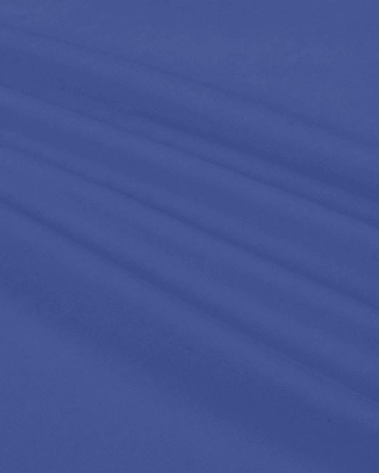Shop Ensgn Blue Half Sleeve Hoodie T-Shirt