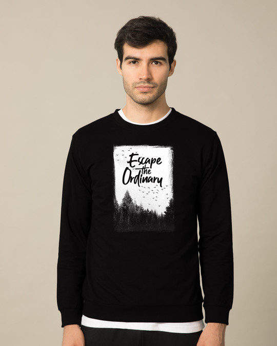 Shop Escape The Ordinary Sweatshirt-Front