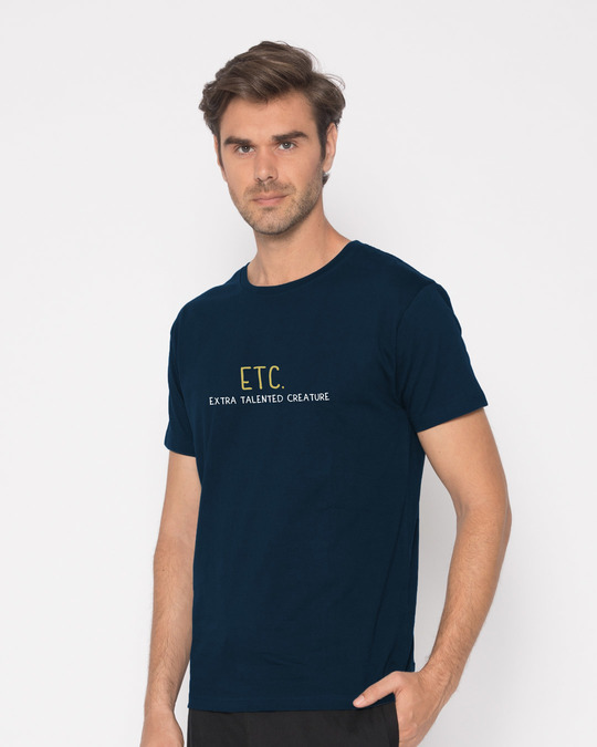 Shop Etc Half Sleeve T-Shirt-Full