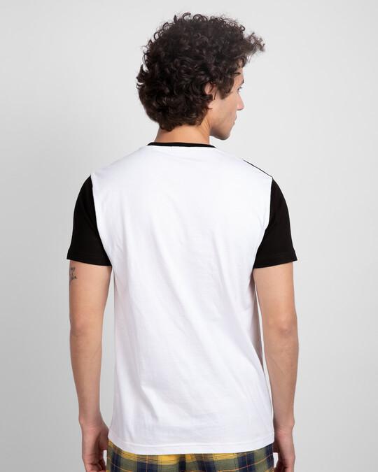 Shop Eternal Balance Color Block T-Shirt-Back