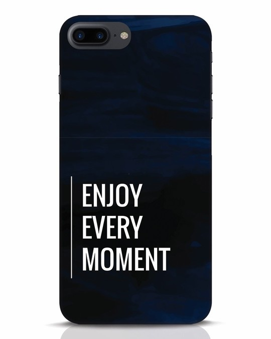 Shop Every Moment iPhone 7 Plus Mobile Cover-Front