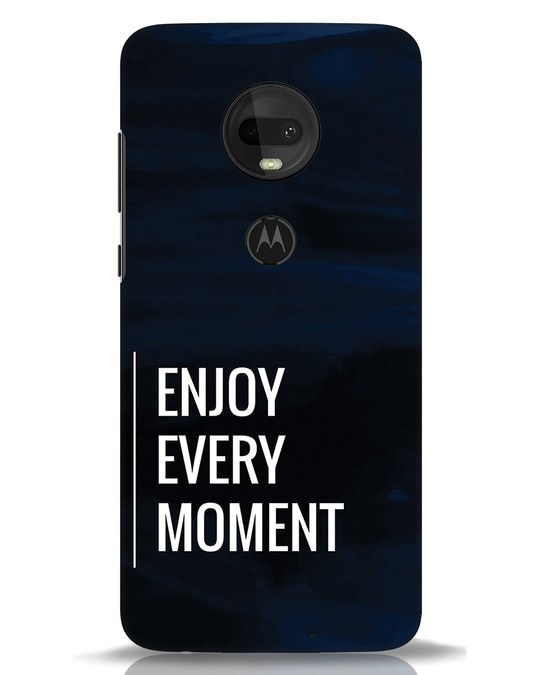 Shop Every Moment Moto G7 Mobile Cover-Front