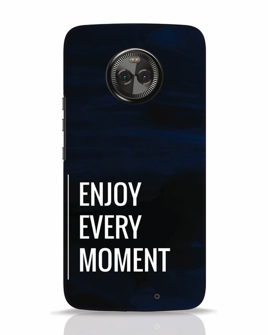 Shop Every Moment Moto X4 Mobile Cover-Front