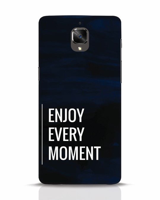 Shop Every Moment OnePlus 3 Mobile Cover-Front