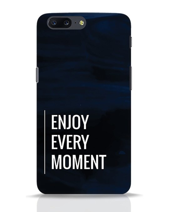 Shop Every Moment OnePlus 5 Mobile Cover-Front