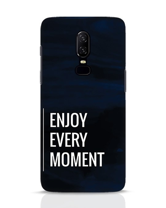 Shop Every Moment OnePlus 6 Mobile Cover-Front