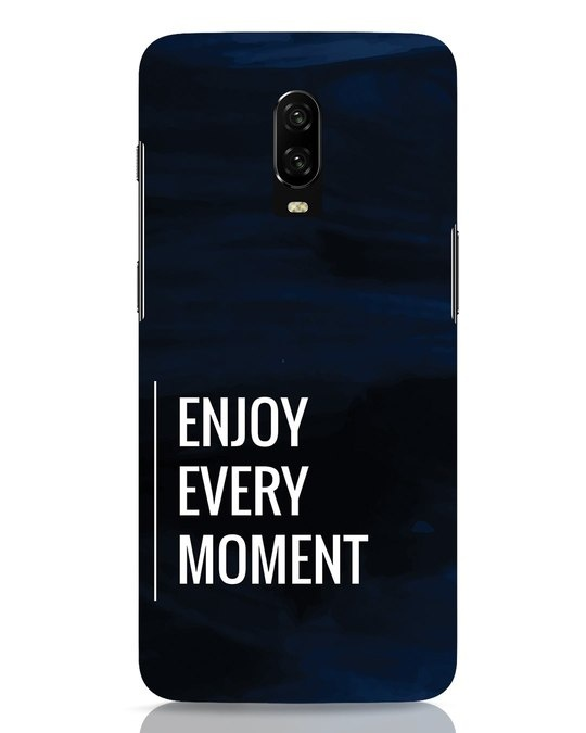 Shop Every Moment OnePlus 6T Mobile Cover-Front