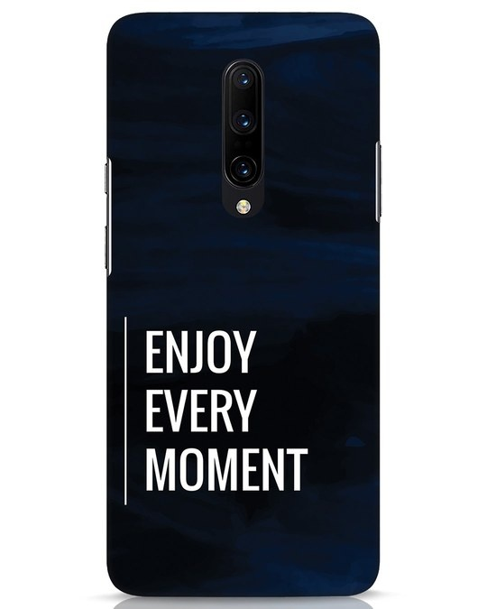 Shop Every Moment OnePlus 7 Pro Mobile Cover-Front