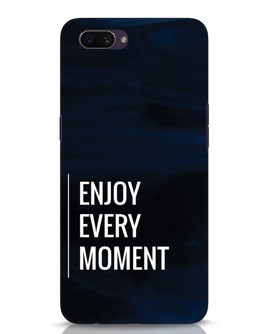 Shop Every Moment Oppo A3S Mobile Cover-Front