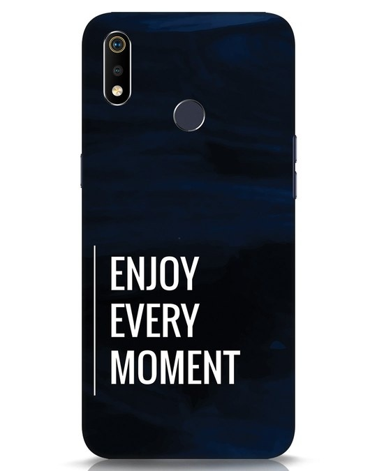 Shop Every Moment Realme 3i Mobile Cover-Front