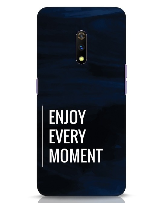 Shop Every Moment Realme X Mobile Cover-Front