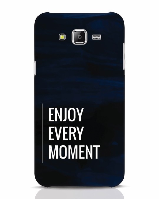 Shop Every Moment Samsung Galaxy J7 Mobile Cover-Front