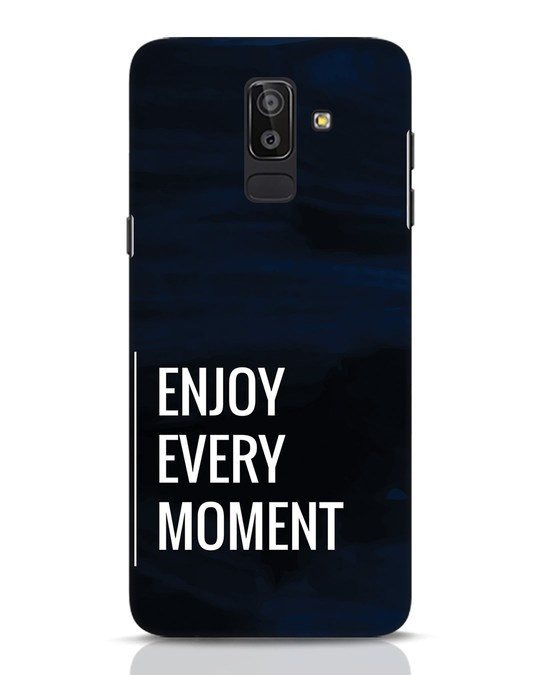 Shop Every Moment Samsung Galaxy J8 Mobile Cover-Front