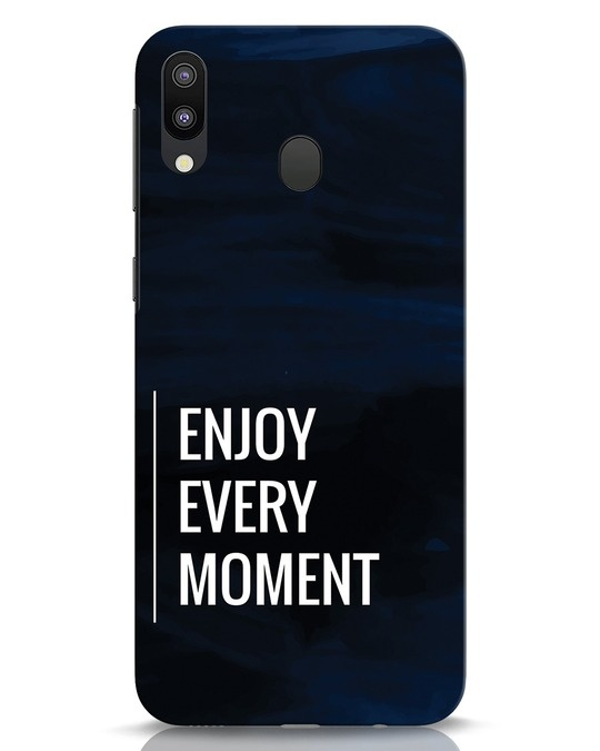 Shop Every Moment Samsung Galaxy M20 Mobile Cover-Front