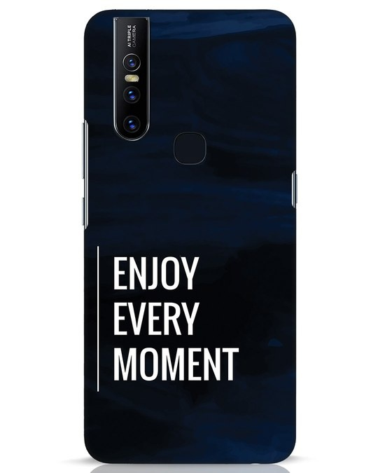 Shop Every Moment Vivo V15 Mobile Cover-Front