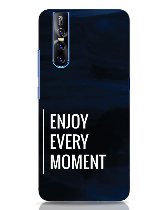 Shop Every Moment Vivo V15 Pro Mobile Cover-Front